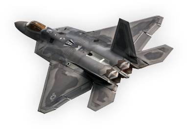 F22 Military Aircraft