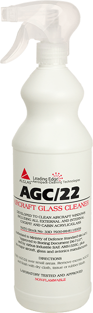 Image of AGC/22 Aircraft Glass Cleaner