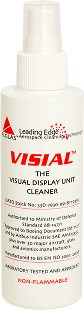 Image of Visial VDU Cleaner